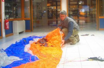 Photos Parapente Atelier Eric Michel